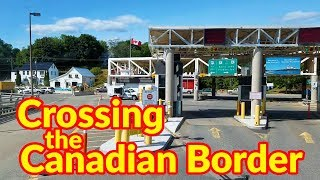 Video Full Time RV Living   Crossing The Border To Canada In RV   S2 EP107 download MP3, 3GP, MP4, WEBM, AVI, FLV Juli 2018