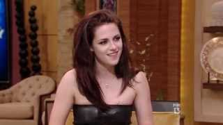 Kristen Stewart - Live With Kelly