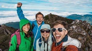Gettin' High Above the Clouds - Volcan Baru (Sailing Curiosity, Boquete Panama)