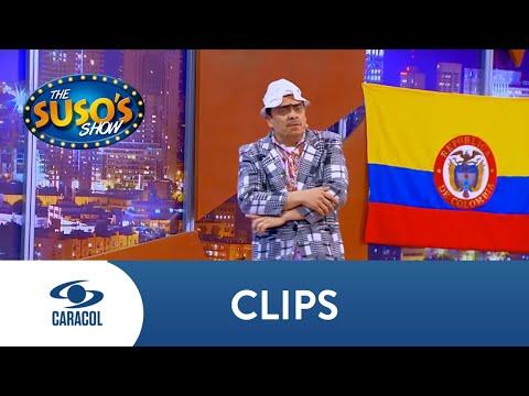 ¡Imperdibles! Suso hizo una lista de las enfermedades que afectan a los colombianos