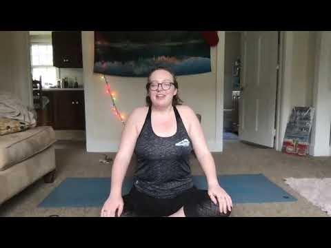 Vinyasa Flow with Kate - 60 Minutes