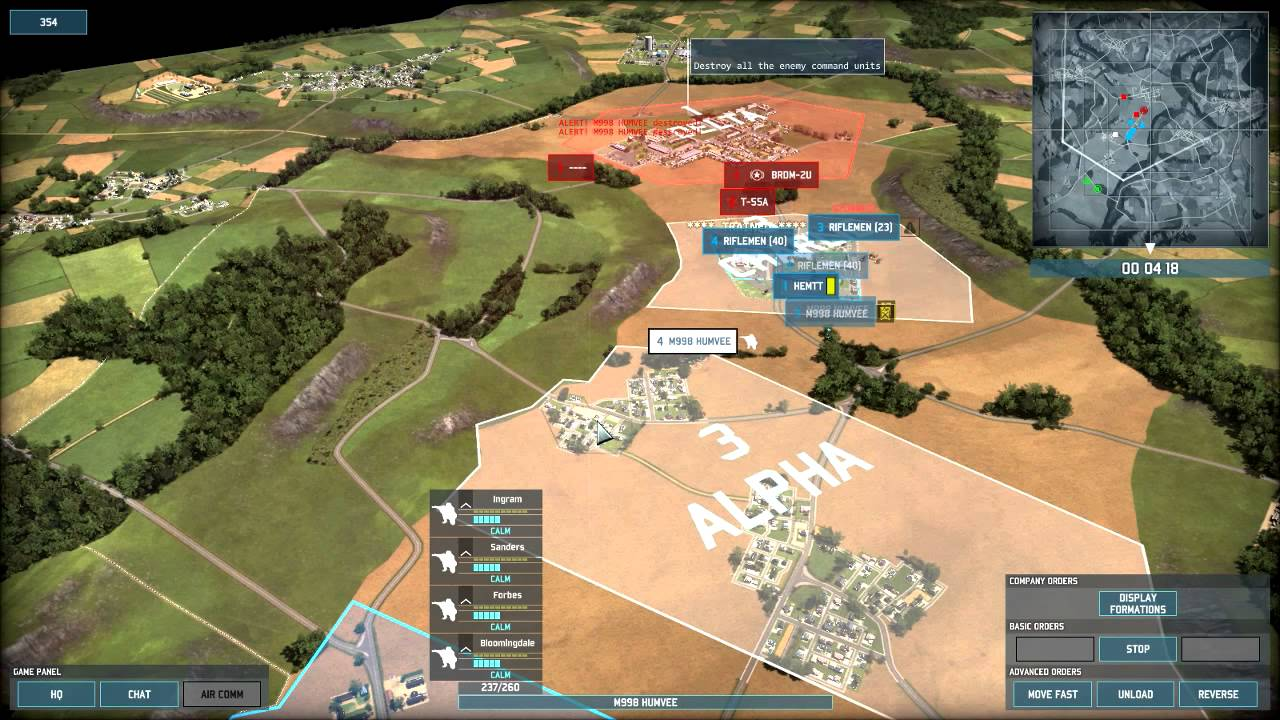 wargame airland battle tutorial