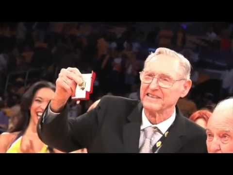 Bill Sharman ABA Championship ring by JB Diamonds Jewelry Designer in Orange County CA