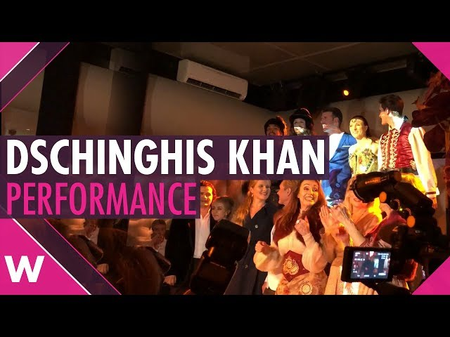 Dschinghis Khan - Moskau (International version) | Ralph Siegel release party
