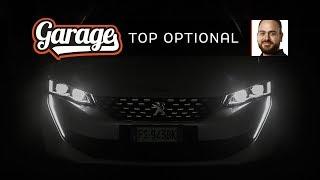 Come si guida nel buio con la nuova Peugeot 508