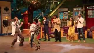 The Kapil Sharma Show | Zingat Dance  | Rinku Rajguru | Akash Thosar | Nagraj Manjule | Ajay Atul