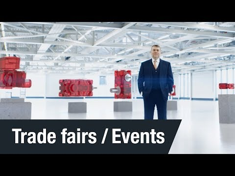 HANNOVER MESSE 2018 | Invitation to trade fair | Udo Aull | SEW-EURODRIVE