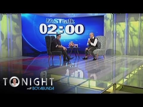 TWBA: Fast talk with Aga Muhlach