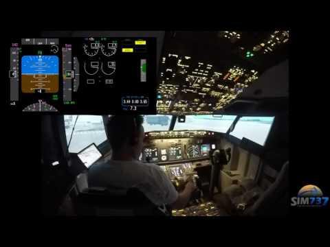 SIM737 LiveStream Brisbane to Sydney