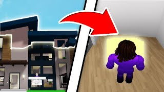 NEW SECRET in TΗE ATTIC of this HOUSE In Brookhaven 🏡RP! (Roblox)
