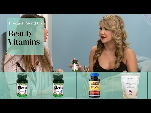 Best Beauty Vitamins