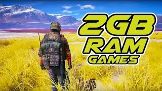 Best games for 2GB Ram Pc, List of top 10 (old pc, old laptop) 2017 #2