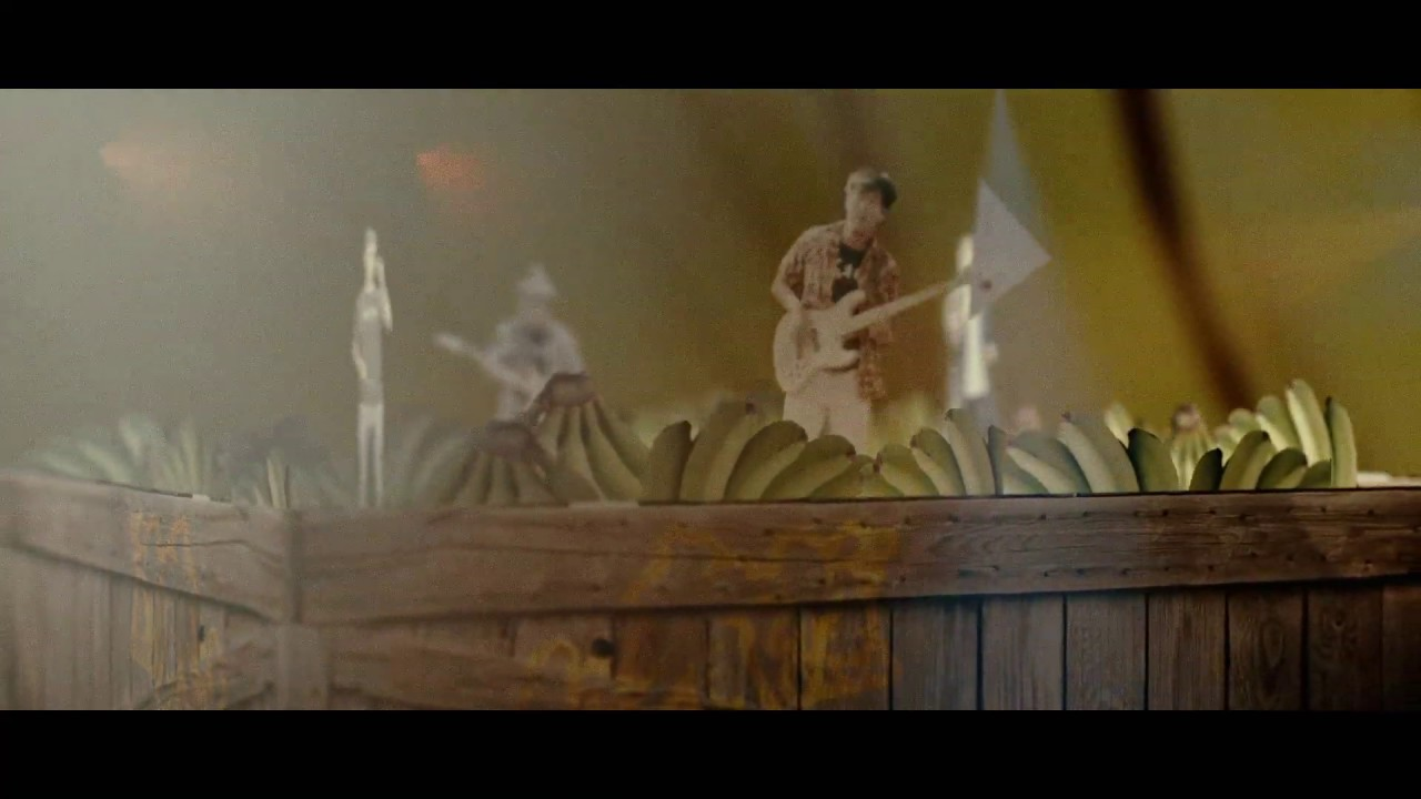 Made by StreetVoice:台青蕉 Youth banana【等待汝轉來阮身邊】 Lyrics Video