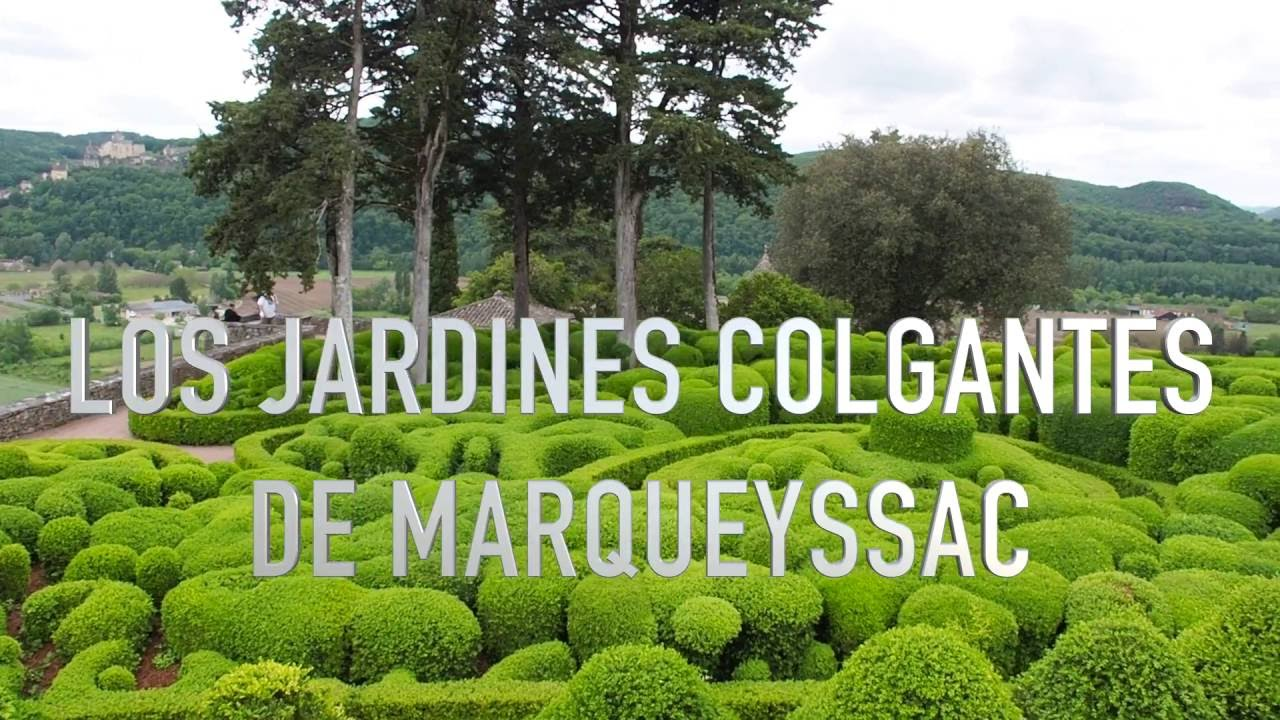 jardines de marqueyssac youtube. Black Bedroom Furniture Sets. Home Design Ideas