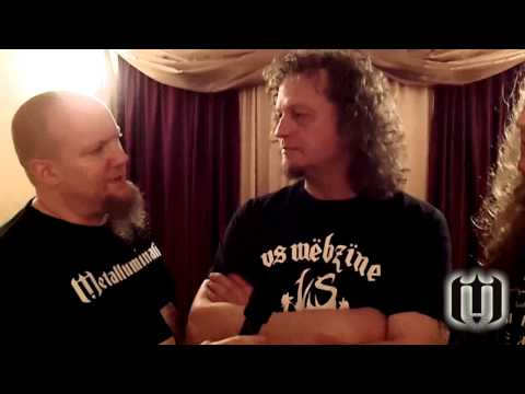 Voivod interviewed by The Metalluminati
