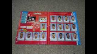 World Cup 2014 - Panini Album
