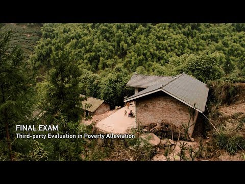 Final Exam: Third-party evaluation in poverty alleviation