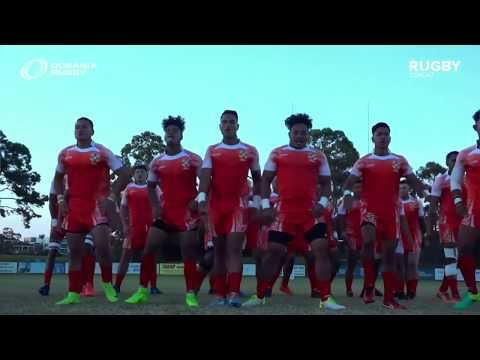 Oceania Rugby U20s Championship: Tonga vs Fiji