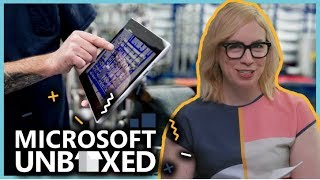 Microsoft Unboxed: Technology and the Cloud in Manufacturing (Ep. 9)