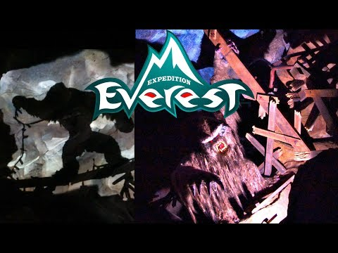 Biggest Disney Animatronic Malfunction! | Expedition Everest Yeti Fail