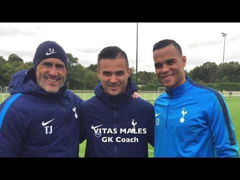 Pre season goalkeeper training fitness, strength & conditioning