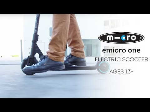 emicro one Electric Scooter Motion Control