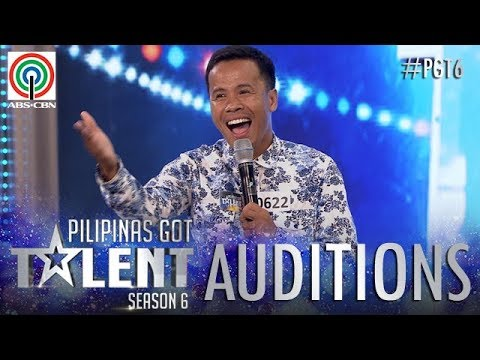 Pilipinas Got Talent 2018 Auditions: Jomel Cabico - Ogie Alcasid Impersonation - Singing
