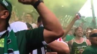 Timbers Army Smoke
