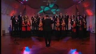Vienna Chamber Choir at EBU - Let the peoples sing 2009,  Die zwei blauen Augen by Mahler/Gottwald