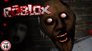 Top 10 Scary Roblox Stories You Wont Believe
