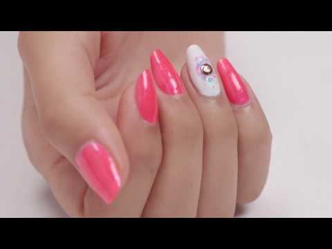 "China Glaze - ""Heat Retreat"" Nail Art Tutorial thumbnail"