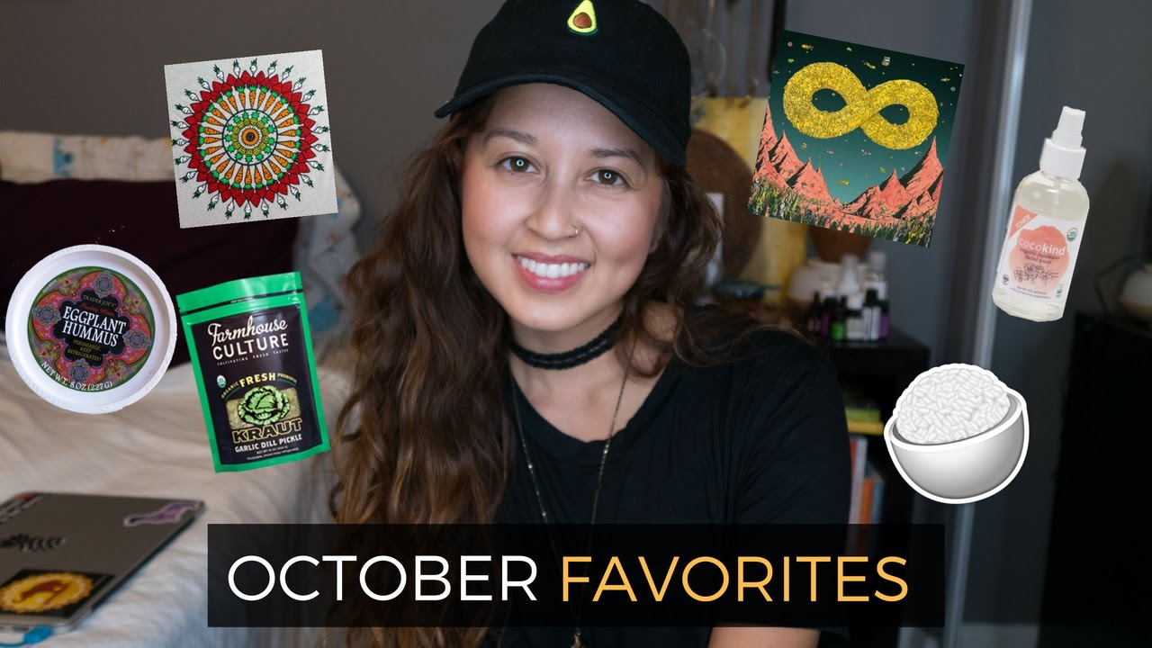 Our Crazy Vegas Trip & Fruit Clothing // October Favorites