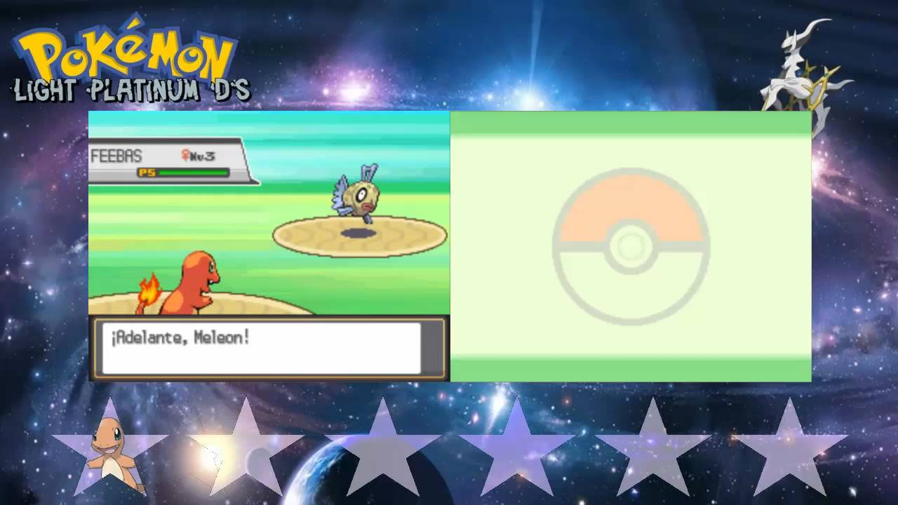 Pokemon light platinum in game trades