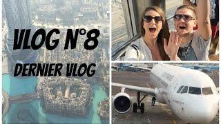 DailyVlog n°8 : Burj Khalifa, ski, Dubyyyye 😢