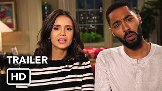 "Fam (CBS) ""Perfect Couple"" Trailer HD - Nina Dobrev comedy series"