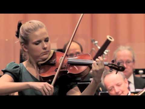 Alexandra Hjortswang - Pablo de Sarasate - Zigeunerweisen Op. 20 (HD)