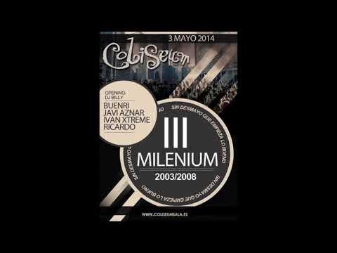 Coliseum III Milenio 2014 - Dj Buenri