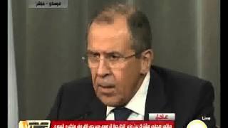 فيديو.. الخارجية السورية: رحيل الأسد