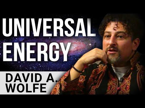 UNIVERSAL ENERGY - David Avocado Wolfe