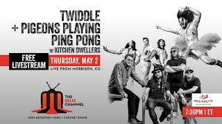 Twiddle / Pigeons Playing Ping Pong w/ Kitchen Dwellers :: 5/2/19 | 7:30PM :: Red Rocks :: Full Show