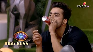 Bigg Boss S14 | बिग बॉस S14 | Aly And Abhinav Steal The Drink
