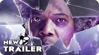 Glass All Trailer Teasers (2018) M. Night Shyamalan Movie