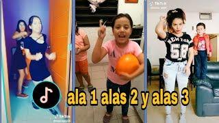 Ala 1 Alas 2 Y Alas De 3 Tík Tok Challenge Los Mejores Vídeos