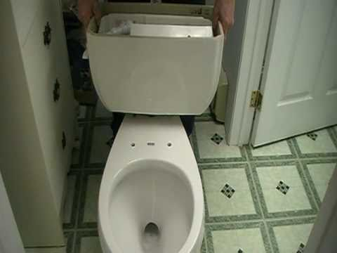 water saver toilet flapper. Adjustable toilet water saver American standard  YouTube