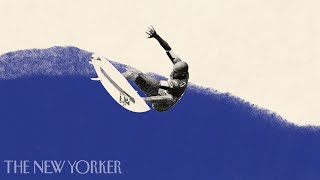 Surfing On Kelly Slater's Machine-made Wave   The Backstory   The New Yorker