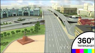 Реконструкция площади Тверской Заставы завершится к концу лета