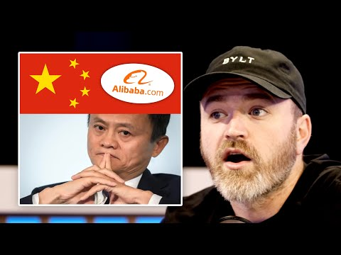 China Taking Aim at Jack Ma...