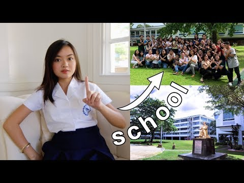 A Day in the Life of a Student YouTuber - First Day of School (Philippines)