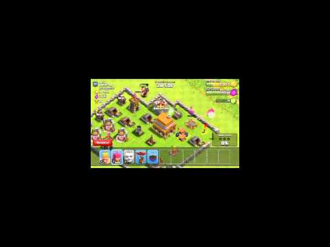 Mi clash of clans