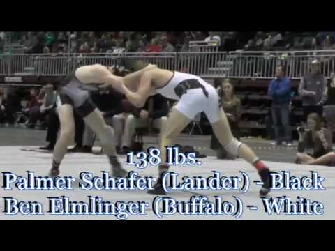 Wrestling 3A State Tournament 2017 Lower Weight Classes